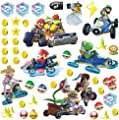 RoomMates RMK2728SCS Nintendo Mario Kart 8 Peel and Stick Wall Decals preview-3