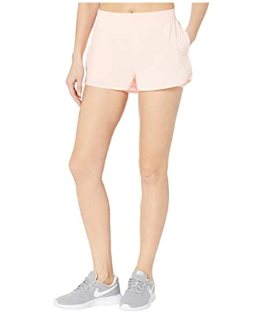 Nike Flex Shorts (Washed Coral/White) Women