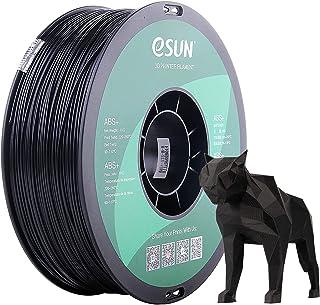 eSUN ABS+ Gloeidraad 1.75mm, ABS Plus 3D Printer Gloeidraad, Dimensionale Nauwkeurigheid +/- 0.05mm, 1KG (2.2 LBS) Spoel 3...