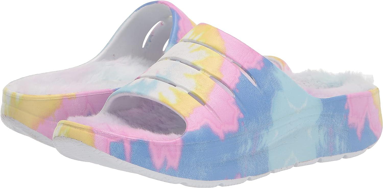 Madden Girl Women's Hawaii-f Slide Sandal