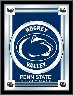 Holland Bar Stool Co. Penn State Nittany Lions Hockey Logo Mirror (17