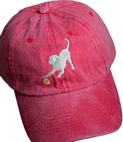 Perfect Outdoor Apparel Baseball Cap /& Accessories Hats for Men JUS LABS Sage Distressed Embroidered Labrador Hats Ball Caps for Women