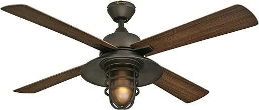 Westinghouse Lighting 7204300 Indoor/Outdoor Ceiling Fan, 52