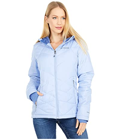 Columbia Heavenly Hooded Jacket (Empress) Women