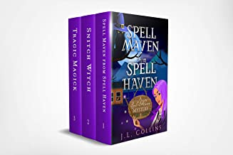 Spell Maven Mysteries: The Complete Series