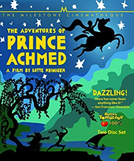 The Adventures of Prince Achmed Blu-ray