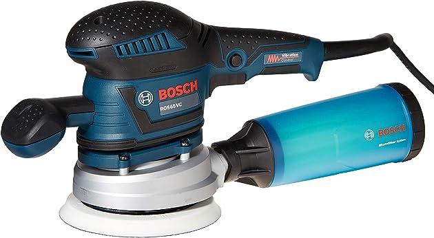 Bosch ROS65VC-6 Random Orbit Sander