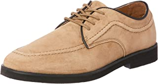 Hush Puppies Men's Bracco Mt Oxford Lace-Up Flats
