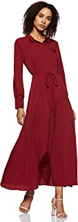 Van Heusen Woman Crepe a-line Dress