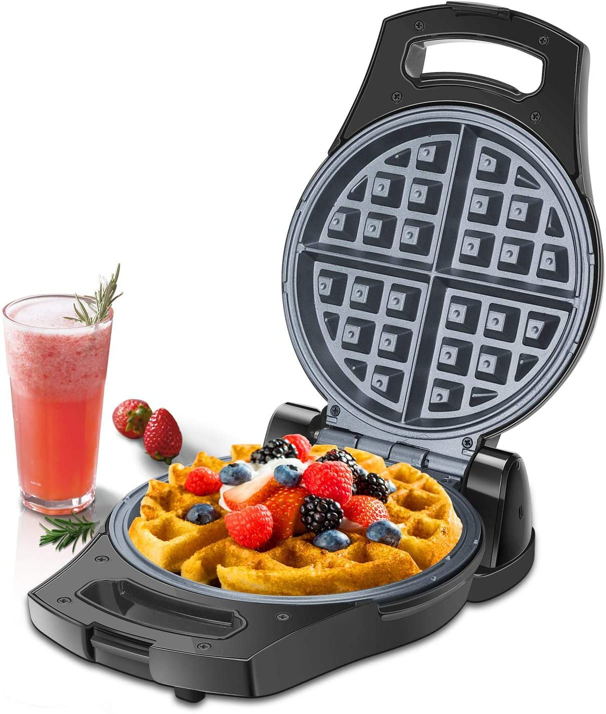 FlipSide Belgian Waffle Max 49% OFF Maker With Watt Temperature Control 900 New popularity