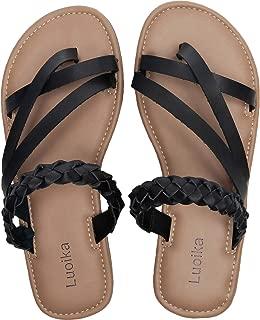 Best womens slide sandals wide width Reviews