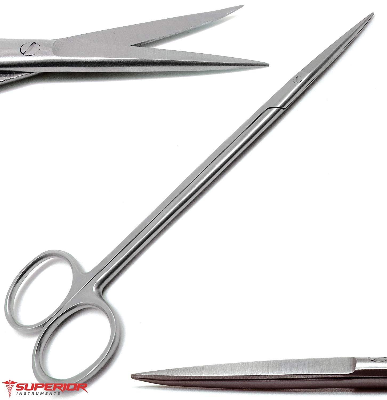 High order Dental Reservation Surgical Medical ENT Scissors Sharp 7