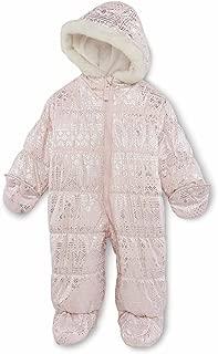 Carter's Infant Girls Pink Nordic Print Snowsuit Baby Pram Snow Suit 6-9m
