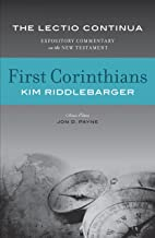 Lectio Continua: First Corinthians (Expository Commentary)