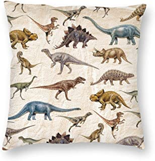 Munbroal Throw Pillow Cover Decorative Cushion Pillow Case Cover 18 x 18 Inches Outdoor Pillowslips