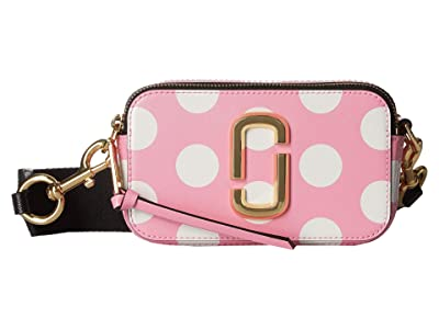 Marc Jacobs The Dot Snapshot (Primrose Multi) Handbags
