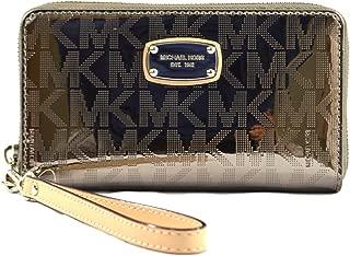 michael kors electronic wallet