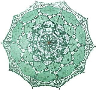 large lace parasol