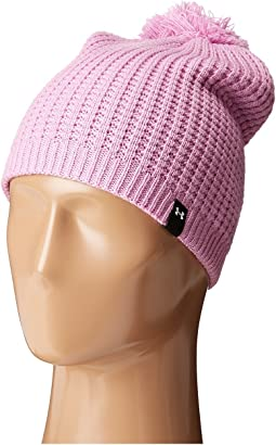 Under Armour - Favorite Waffle Pom Beanie