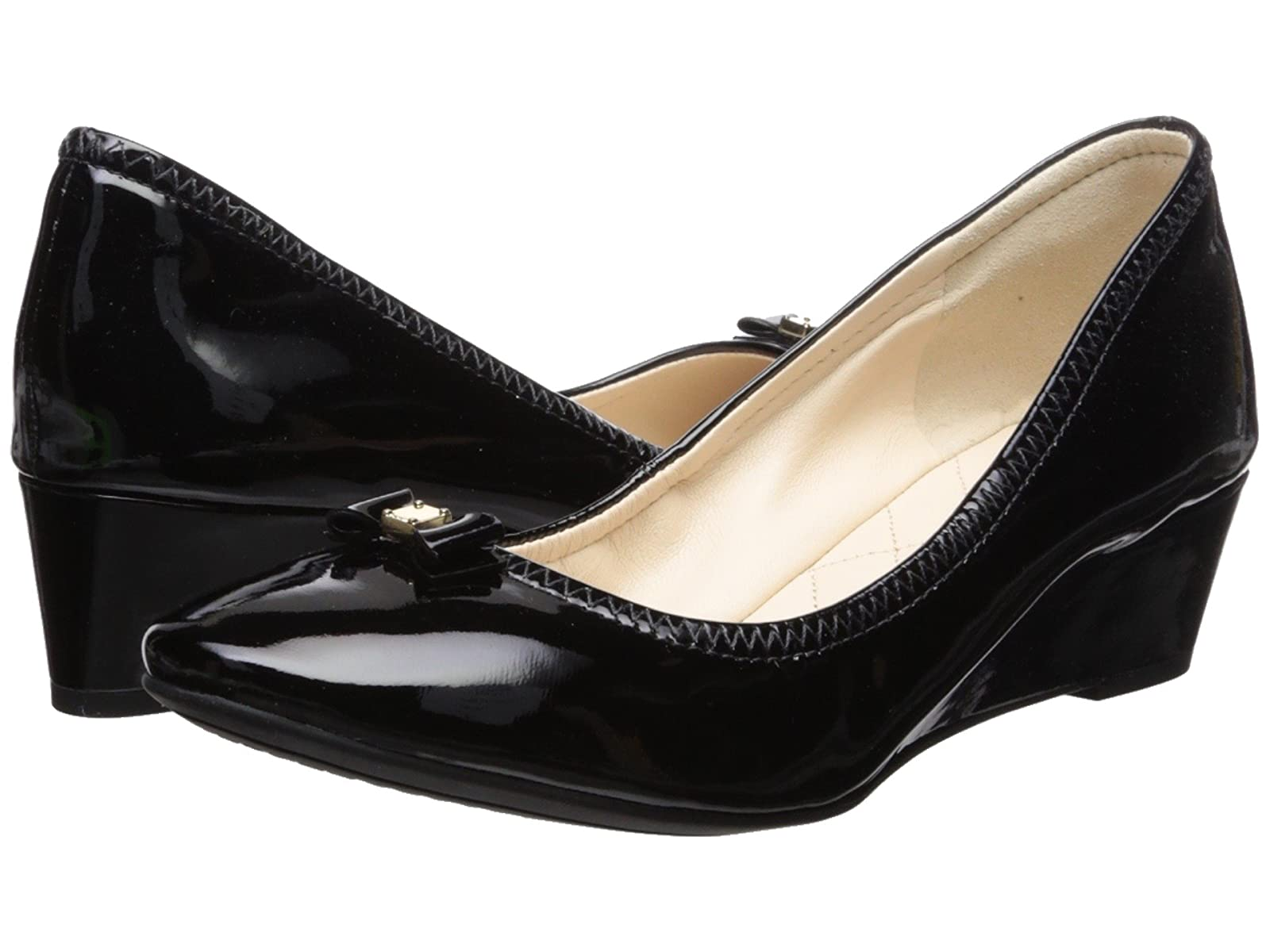 Cole Haan Tali Mini Bow WedgeCheap and distinctive eye-catching shoes
