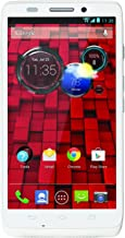 Motorola DROID ULTRA XT-1080 16GB Android 4G LTE Mobile Smart Phone GSM Unlocked (White)