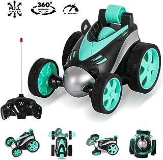 m zimoon Control Remoto Coche RC Stunt Car 360 ° Rotación