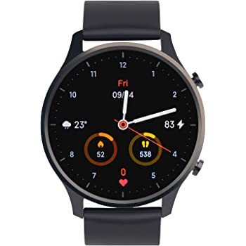 MI Watch Revolve Midnight Black