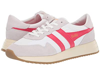 Gola Vancouver (White/Red) Women