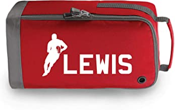 beyondsome Children's Personalised Rugby Boot Bag