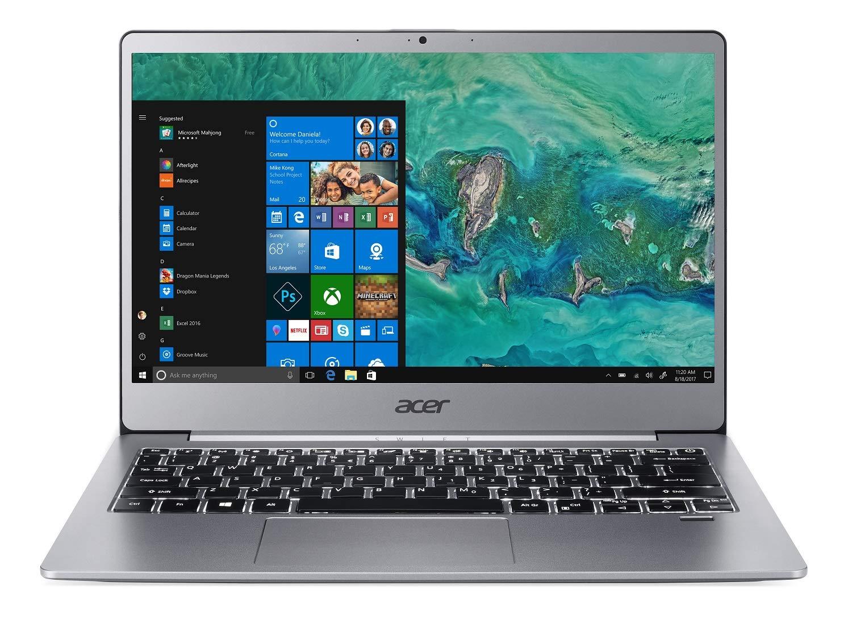 Acer SF313 51 50WL i5 8250U Back lit Keyboard