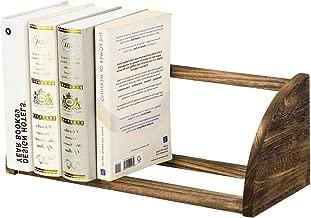 NEX Bookcases Furniture Tree Bookcase Corner Bookcase Bookshelf Hard Wood Display Rack Storage Organizer for CDs & Books, Hoary