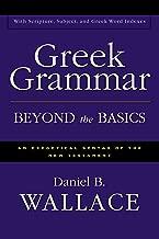 Best daniel b wallace greek grammar beyond the basics Reviews
