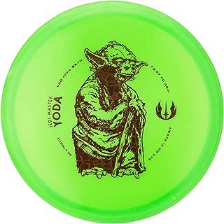 Discraft Star Wars Yoda Circle Elite Z Buzzz Midrange Golf Disc [Colors May Vary]