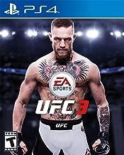 EA UFC 3 Playstation 4