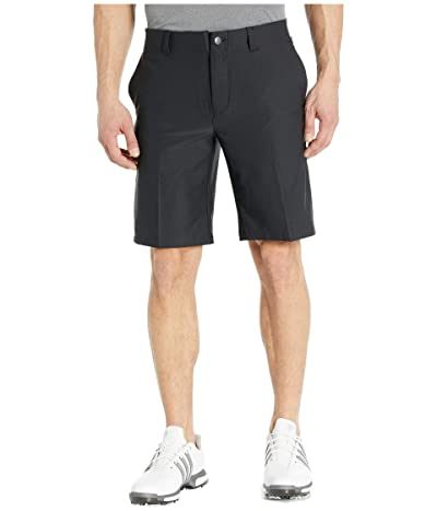 adidas Golf Ultimate365 3-Stripes Competition Shorts (Black) Men
