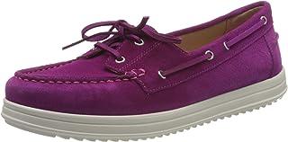 Geox D Genova MOC A, Mocassins (Loafers) Femme