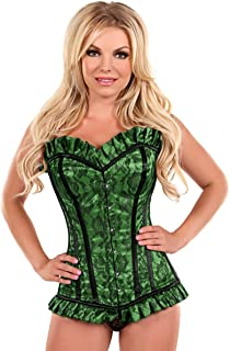 Daisy corsets Women's Top Drawer Lace Steel Boned