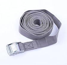 Spanband 6 M gesp-bevestigingsriem Ladingsbanden voor auto motorfiets fiets met metalen gesp sleep touw sterke ratel riem ...