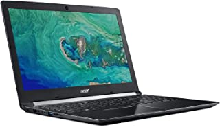 Acer Aspire 5 A515-51G-81PV Laptop - Intel Core i7-8550U, 15.6-Inch FHD, 1TB + 128GB SSD, 12GB, 2GB VGA-GeForce MX130, Eng-Arb-KB, Windows 10, Black