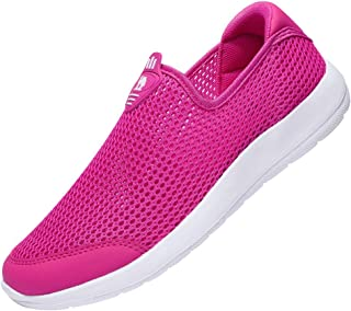 CAMEL CROWN Women's Walking Shoes Mesh Breathable Casual...