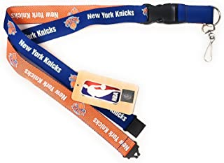 Pro Specialties Group New York Knicks Lanyard Two-Tone
