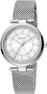 ESPRIT Women's Fashion Quartz Watch - ES1L251M0045; Silver