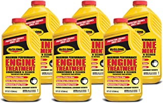 Rislone 100QR Engine Treatment Conditioner and Cleaner - 32 oz. (6 Pack)