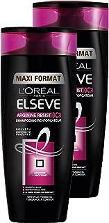 L'Oréal Paris Elvive Arginina Resist X3 Champú 400ml Booster Pack 2
