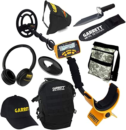 Garrett Ace 250 Adventure Package with Must Have Accessories!