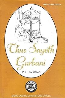Thus Sayeth Gurbani