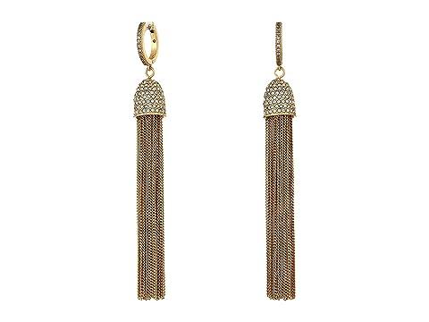 Kate Spade New York Glimmer Shimmer Huggie Earrings