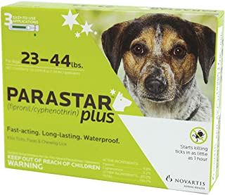 Novartis Parastar Plus Green 23 44