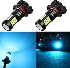 Best h11 led fog light bulb autozone Reviews