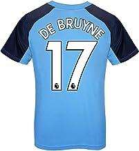 Manchester City FC - Camiseta oficial para entrenamiento - Para niño - Poliéster